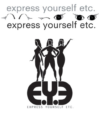 Logo for Express Yourself Etc.